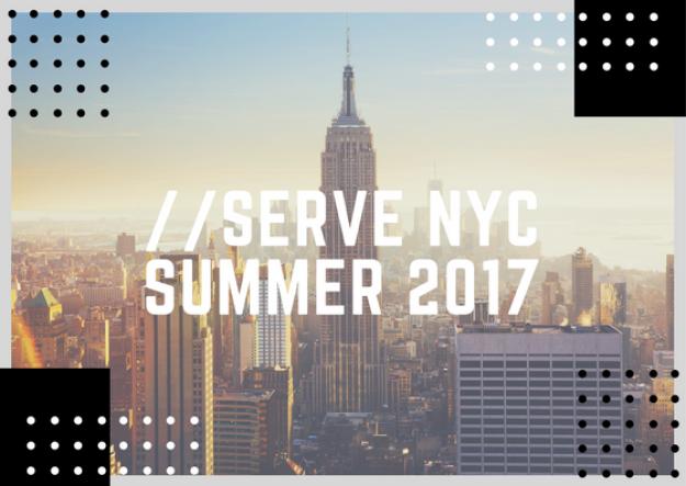 Serve NYC