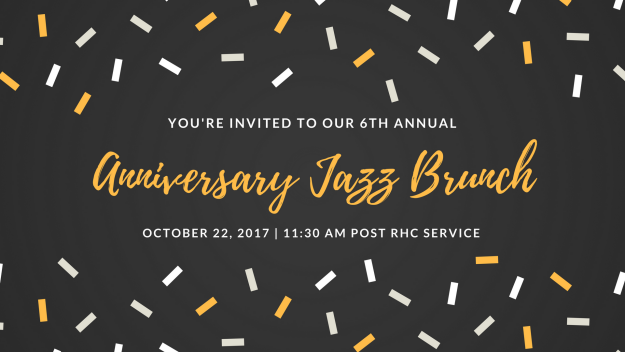 6th Anniversary Jazz Brunch
