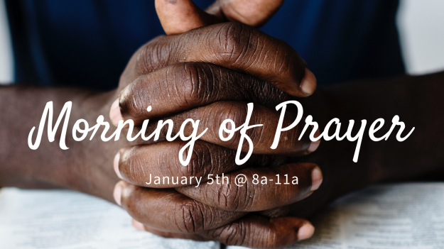 Morning of Prayer