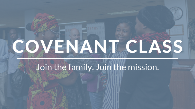 Online Covenant Class