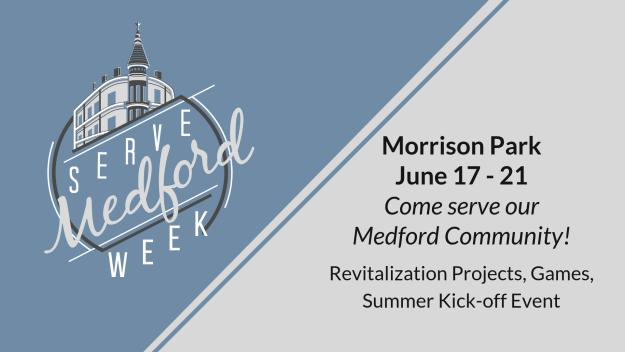 Serve Medford Week
