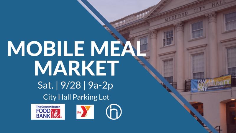 Serve Medford - Mobile Meal Market