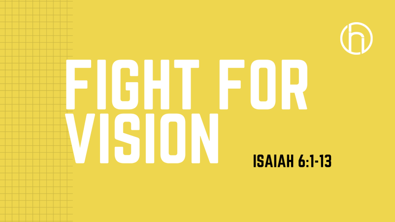 Fight For Vision
