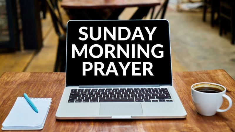Pre-Service Prayer - Online