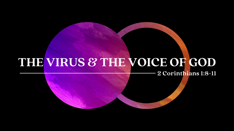 The Virus & The Voice of God