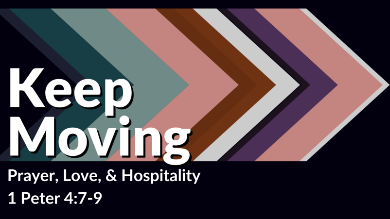 Prayer, Love, & Hospitality