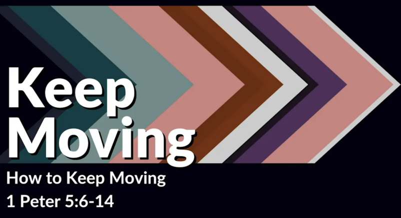 How to Keep Moving