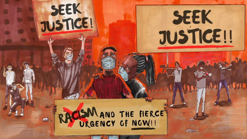 Seek Justice: A Conversation with Jua Robinson